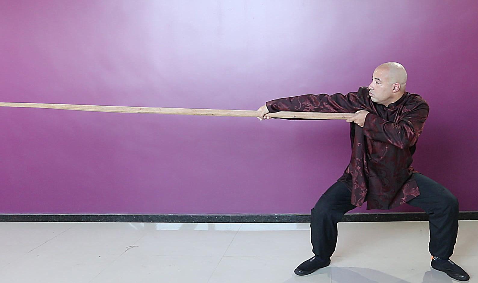 5. Bai Dak Lei - Luk Dim Bun Gwon